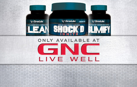 Find us at a GNC near you