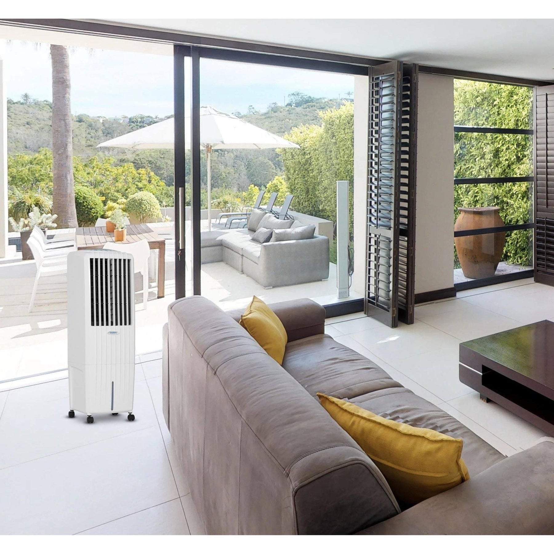 8 Ways an Evaporative Cooler will Benefit You-Solenco