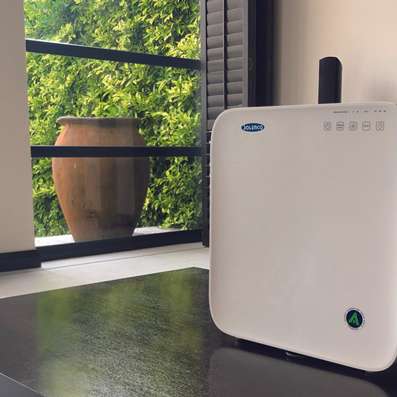 Air Purifiers to remove airborne allergens in the air