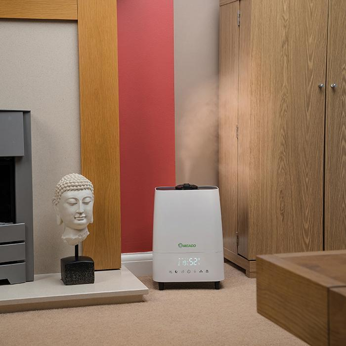 Evaporative Humidifiers VS Ultrasonic Humidifiers: The Key Differences