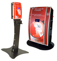 AC6000 Commercial Breathalyzer (floor stand not included)