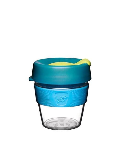 KeepCup 8oz Clear Edition