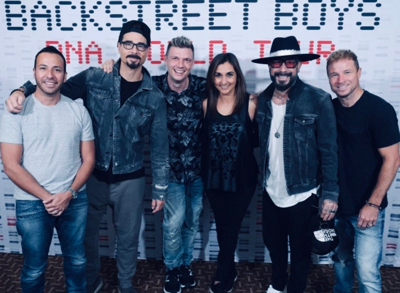 Backstreet Boys //  Mr. AJ McLean