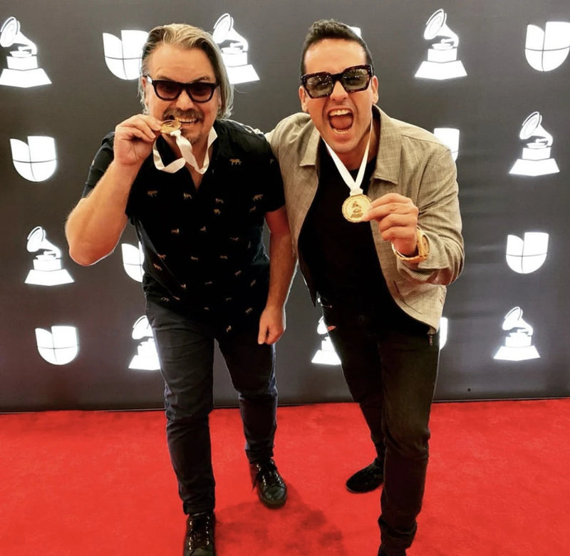 Amigos Invisibles Premiados en los Latin Grammy Awards 2019