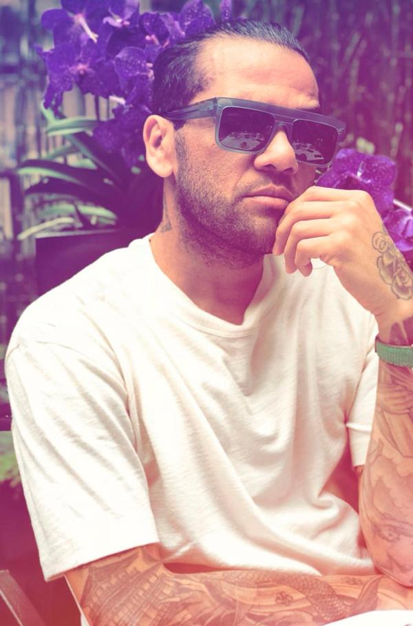 Dani Alves Casual Paris .