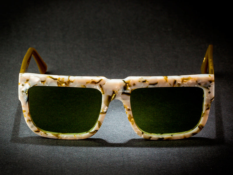 Sunglasses model 168 Green Light By Wilde Sunglasses COLLECTION