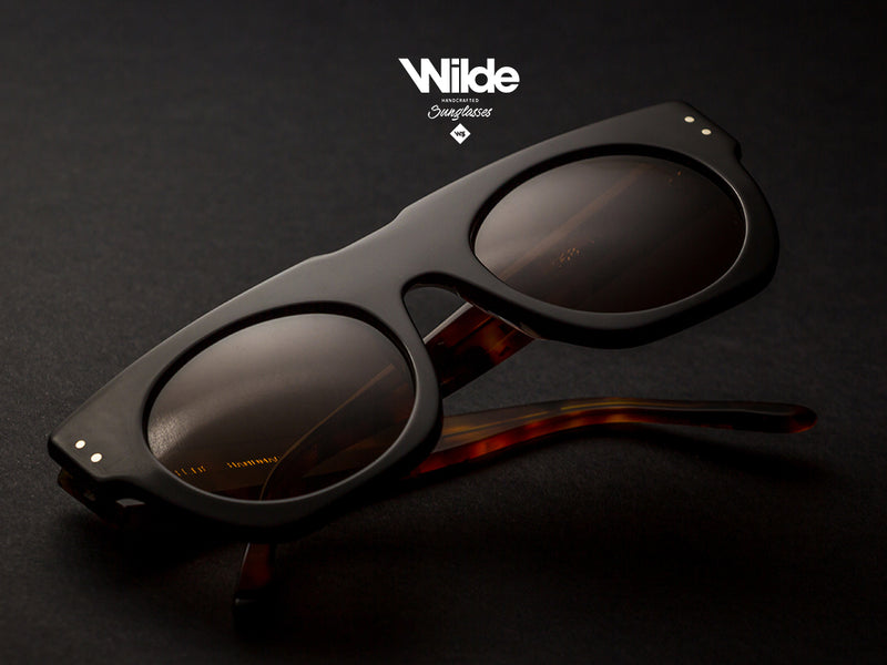 168 BLACK TIGER BY WILDE SUNGLASSES
