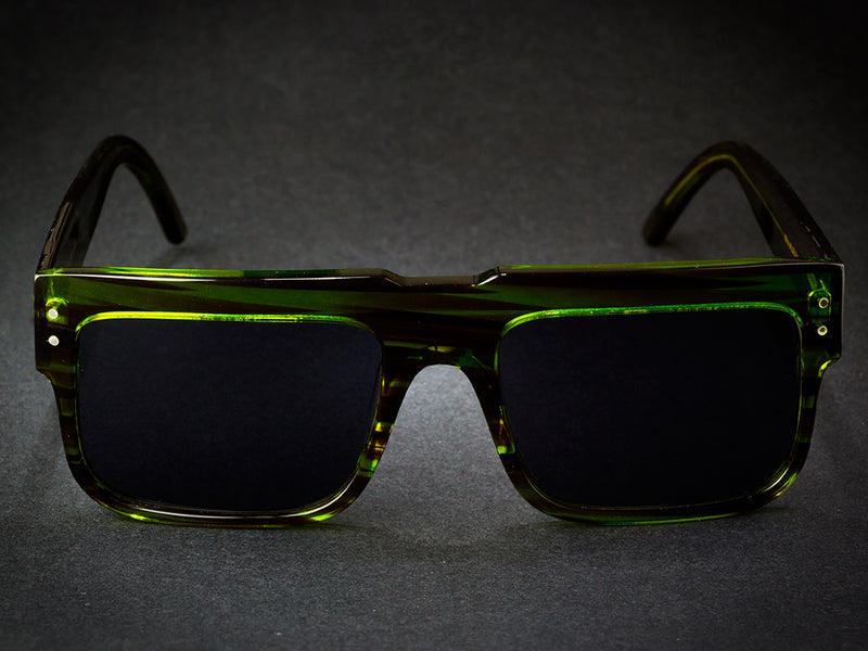 168 GREEN BY WILDE SUNGLASSES