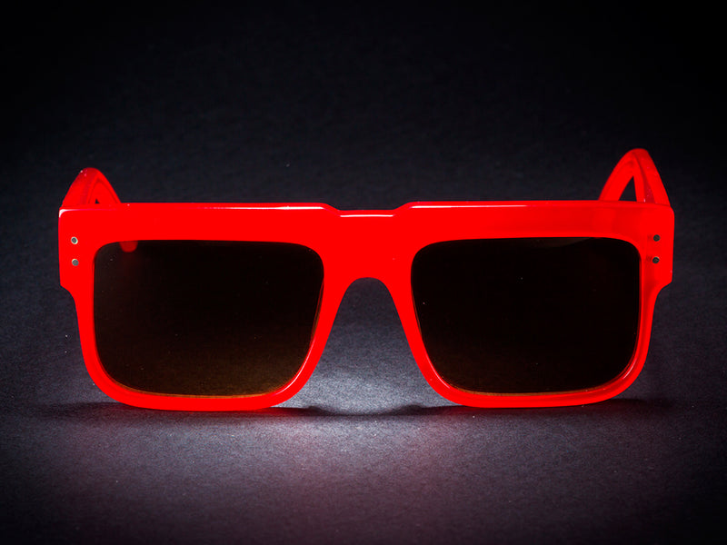 Wilde Sunglasses Limited Red Collection 2018