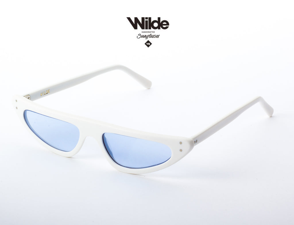 Sunglasses mod. Europa 2019. Retro Vintage style. Handmade by Wilde Sunglasses Store.