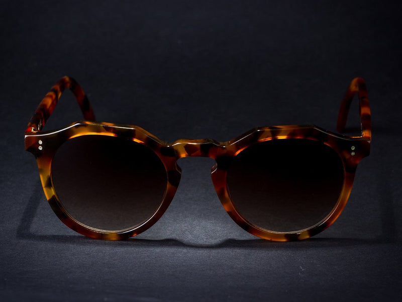 New trendy sunglasses design for girl 2020 mod. MINERVA. Tortoise Sunglasses Collection 2020