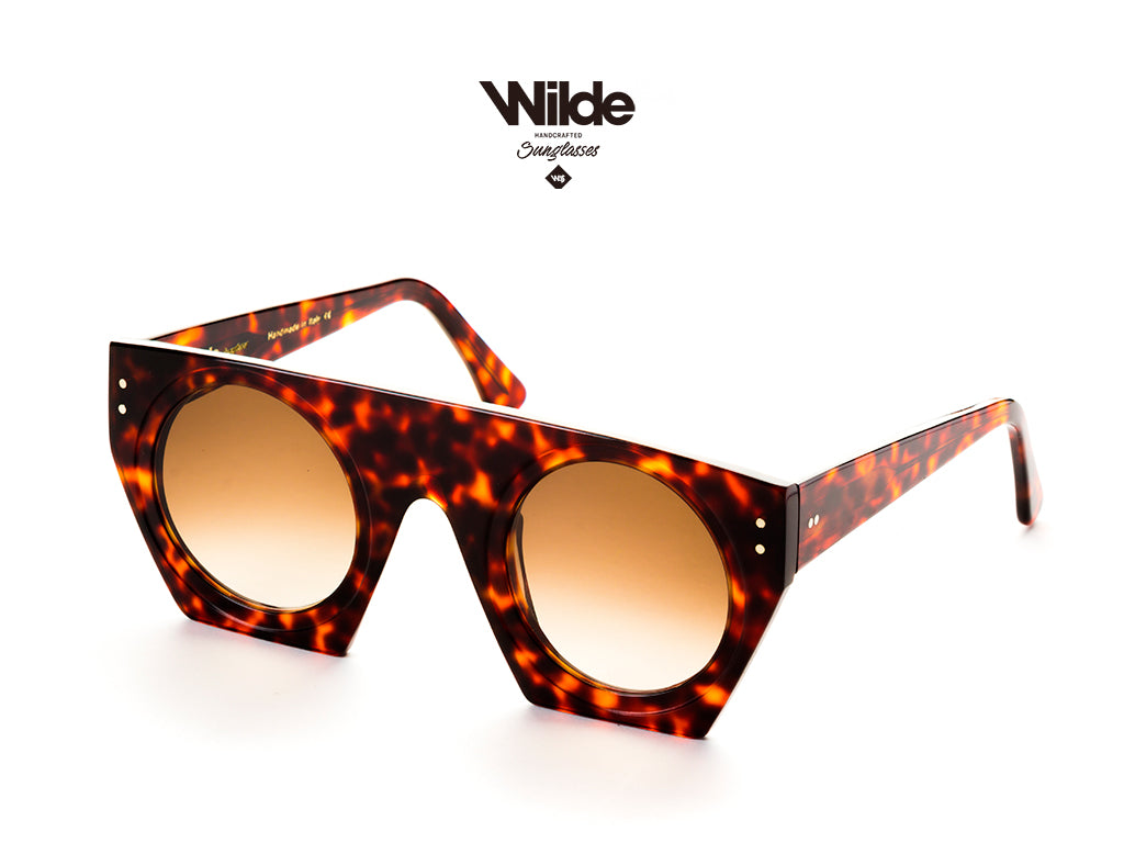 CALIFORNIA TORTOISE BY WILDE SUNGLASSES