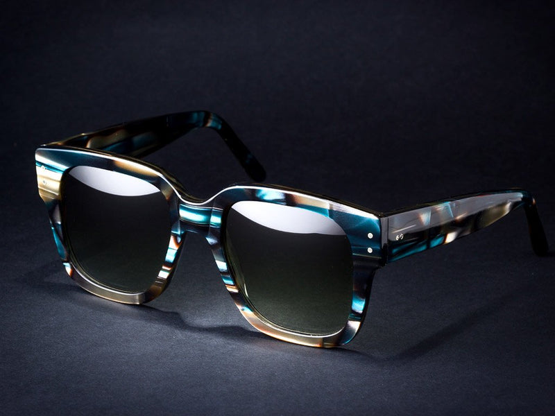 Sunglasses Mod. D.B. 2020 By Wilde. Handmade. Limited Edition.