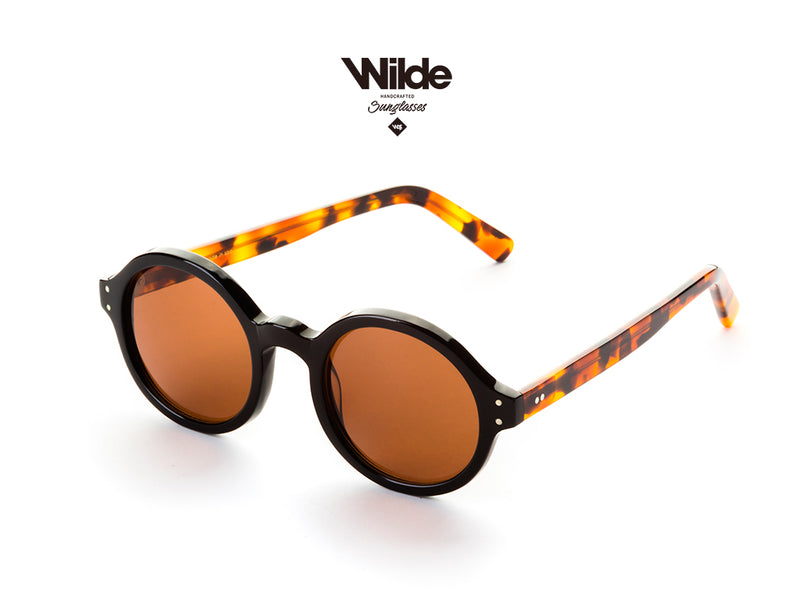 ROUND TRANSPARENT BY WILDE SUNGLASSES