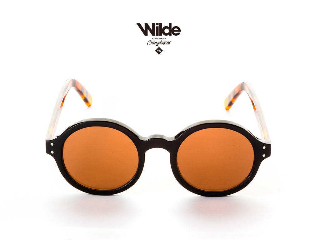 SUNGLASSES MODEL ROUND BY WILDE SUNGLASSES BARCELONA
