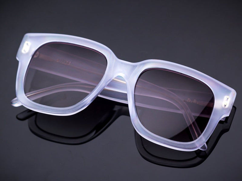 New Sunglasses 2020- Mod. D.B. ICE  By Wilde. Handmade. Limited Edition.