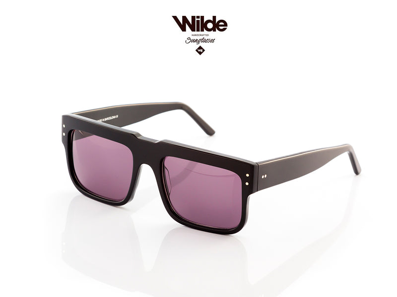NEW! OSCAR BOLD WILDE SUNGLASSES WHITE MARMOL