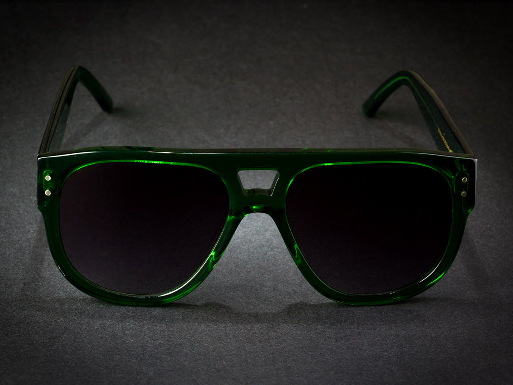 NEW! LOCAL LIMITED GREEN SUNGLASSES 2018