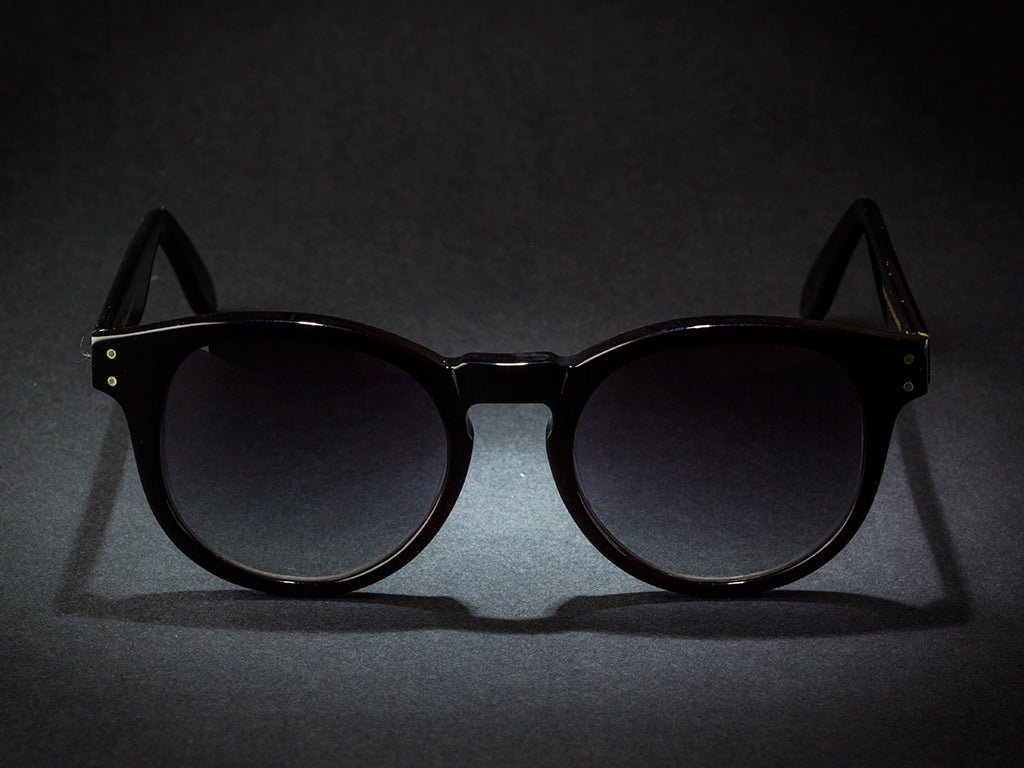 BIGSUR BLACK SUNGLASSES
