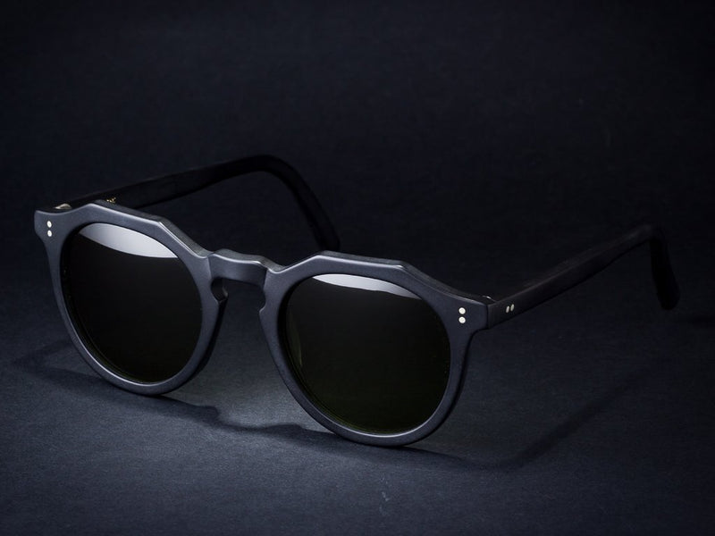New sunglasses for girl 2020 mod. MINERVA. Black Sunglasses Collection 2020