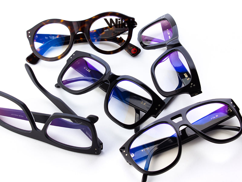 D.B. BLUE LIGHT EYEWEAR BY WILDE