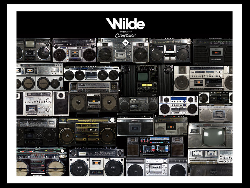 CONTEC BOOMBOX COLLECTION 1/1