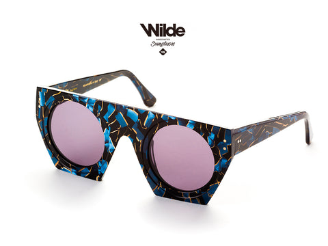 CALIFORNIA  ¨ BLUE ¨ By WILDE SUNGLASSES