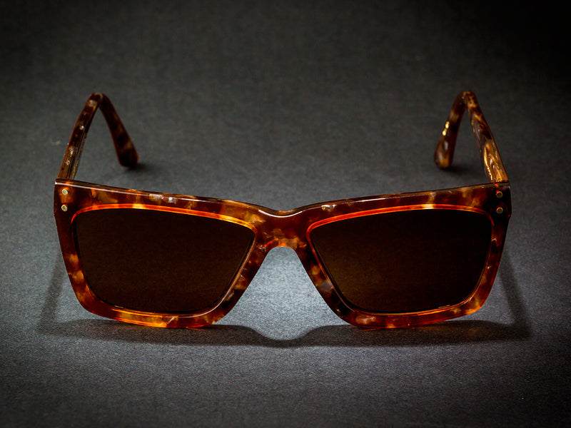 HANK TORTOISE V.I By WILDE SUNGLASSES