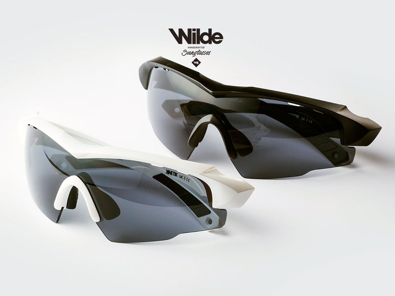 SPORT GLASSES KINETIK-BLACK BY WILDE SUNGLASSES