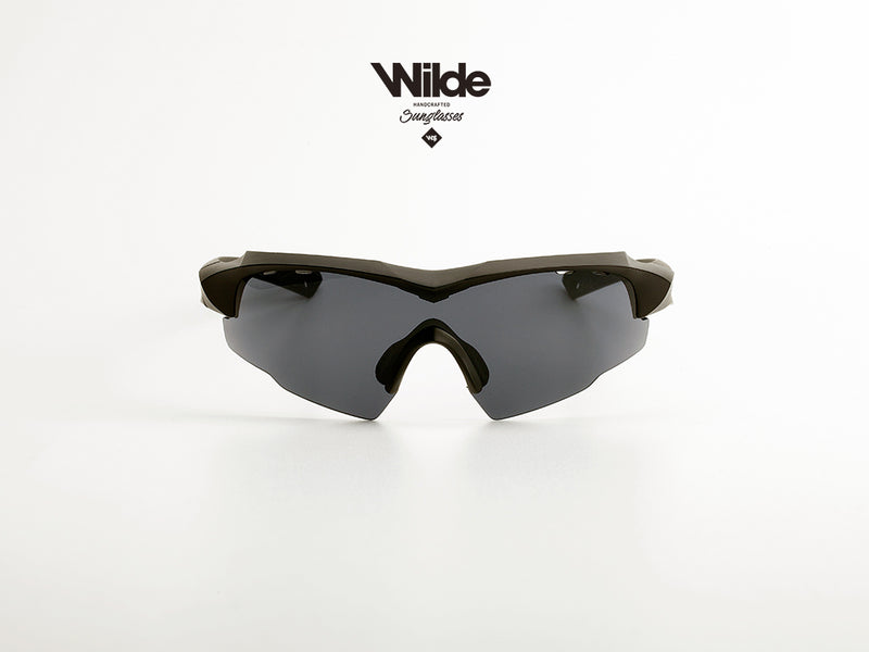 KINETIK<BR>SPORT SUNGLASSES BLACK