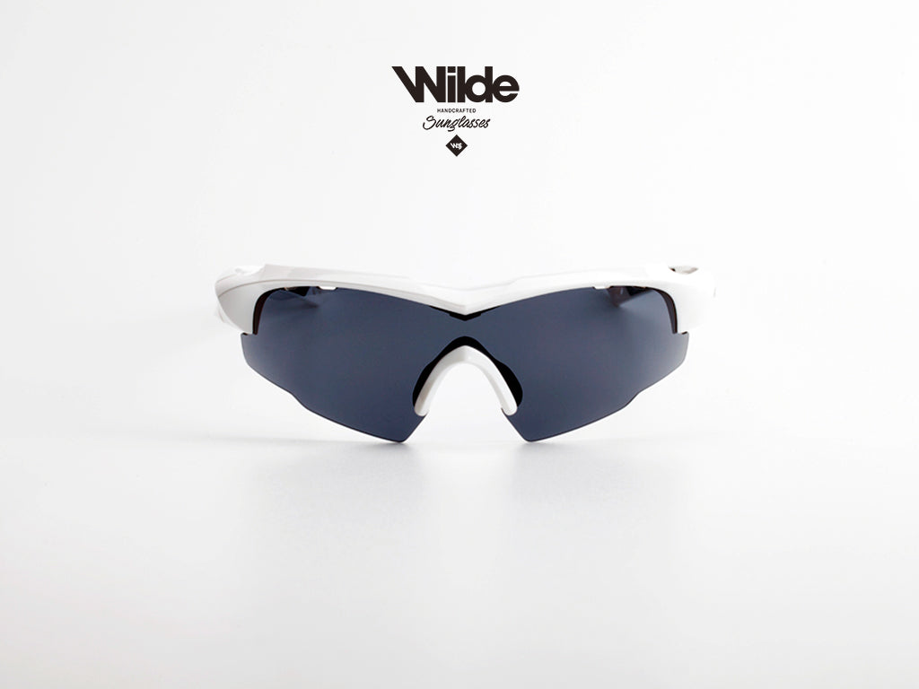 SPORT GLASSES KINETIK-WHITE BY WILDE SUNGLASSES