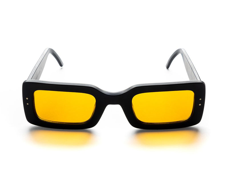 NEW 168  LIMITED BLACK & TRANSPARENT SUNGLASSES