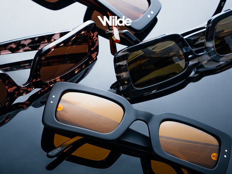 Sunglasses design By Cao Wilde
