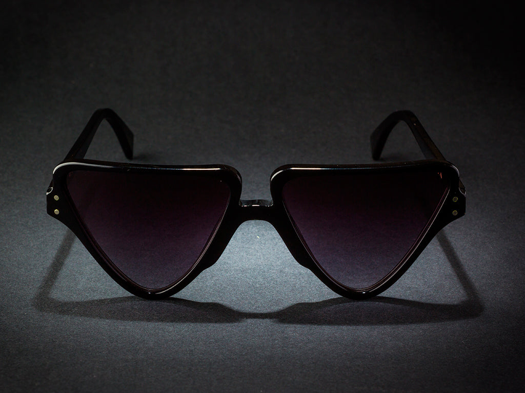 MILAN SUNGLASSES BLACK 2018