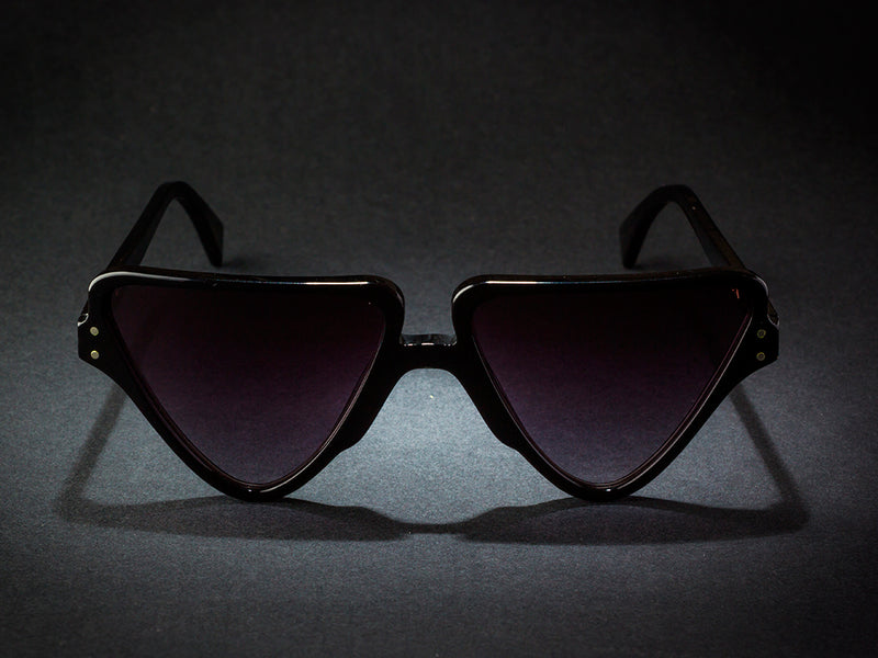 MILAN SUNGLASSES BLACK