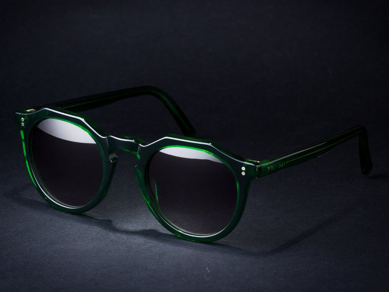 New sunglasses 2020 mod. MINERVA. GREEN Limited. Sunglasses Collection 2020