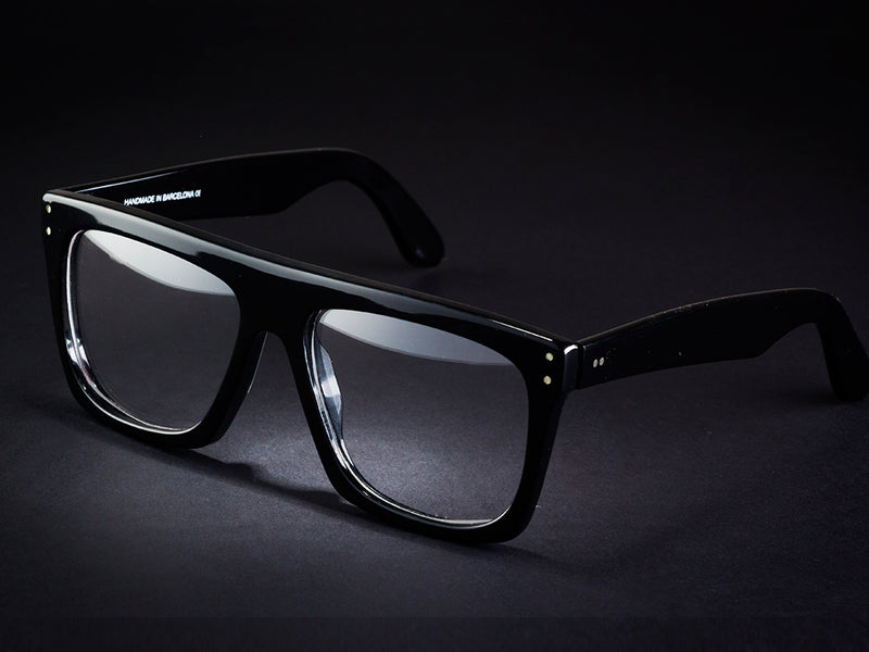BLACK EYEWEAR- OSCAR XL - 100% UV PROTECTION - BY WILDE