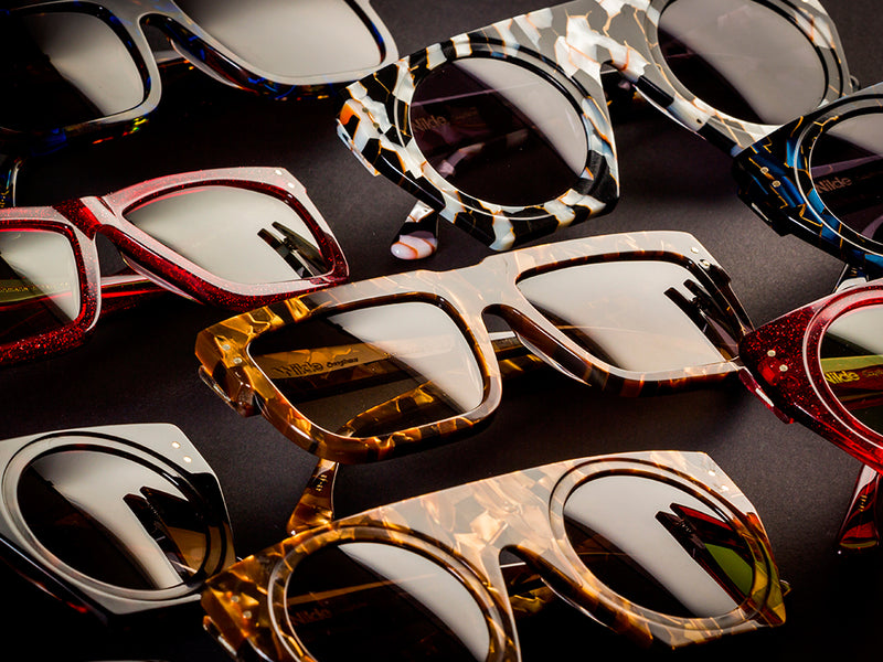 18 MODELS OF WILDE SUNGLASSES