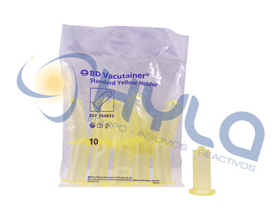 Holder Amarillo Convencional Vacutainer®