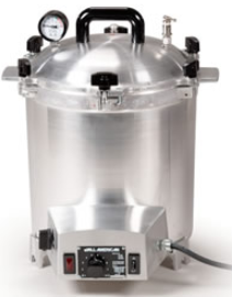 Autoclave Eléctrica 24 Lts. All American®