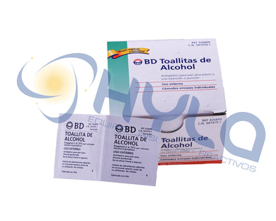 Alcohol Swabs BD®
