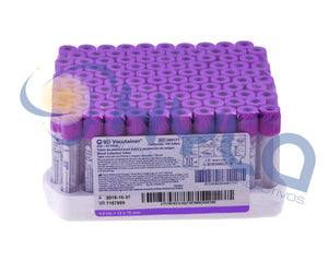 Tubo Lila 4 ml Vacutainer®