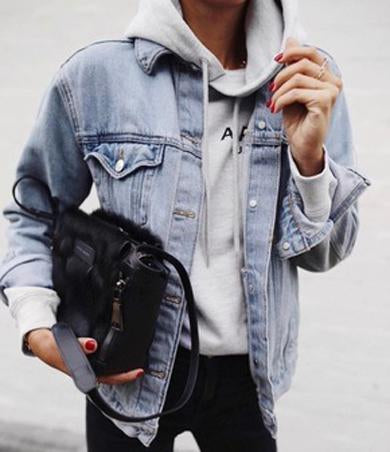 Sean Denim Jacket