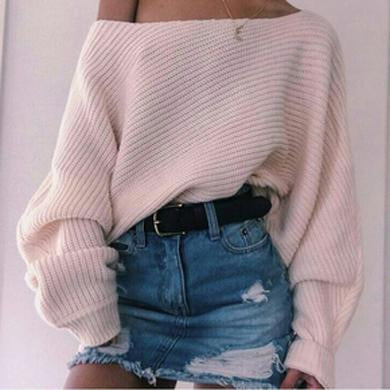 wool fall outfit Sweater