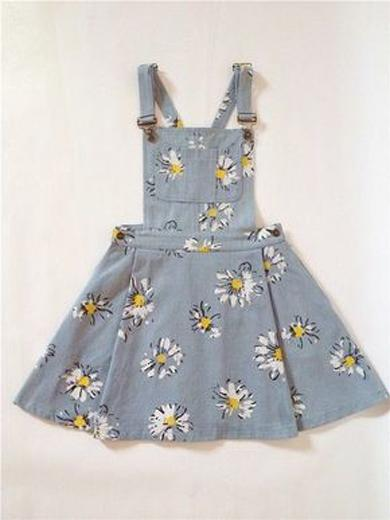 bian flower dress