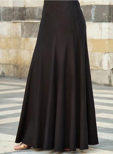 High Long Maxi Skirt