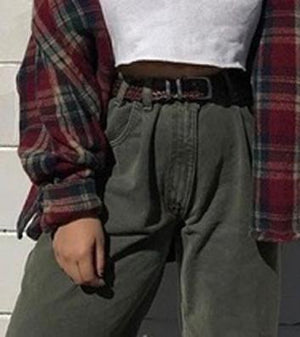 luxi mom jeans