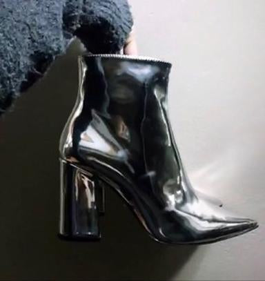 The Blink Ankle Boots