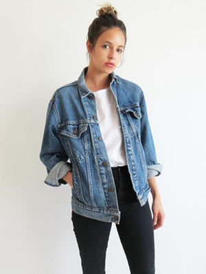 The Lovely Jean jacket