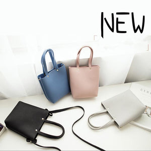 The Buckle Shoulder Bags